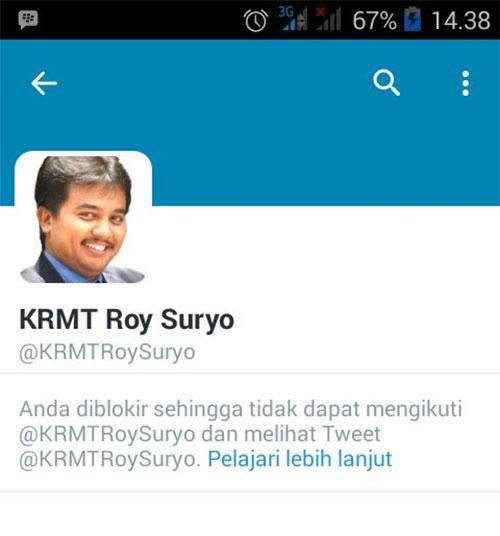 roy-suryo-blokir