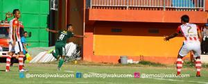 Selebrasi Gol Irfan Jaya